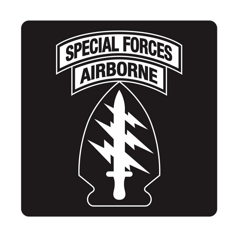 United States Army Special Forces Airborne Cutting Sticker