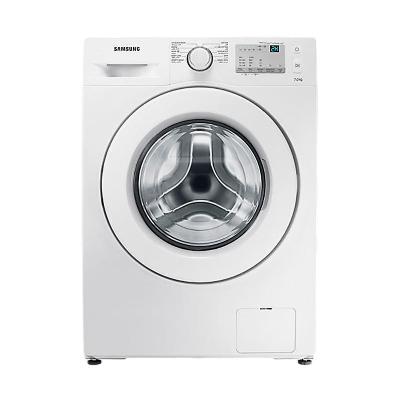 Samsung Diamond Drum WW80J4233KW Mesin Cuci [Front Loading/8 kg]