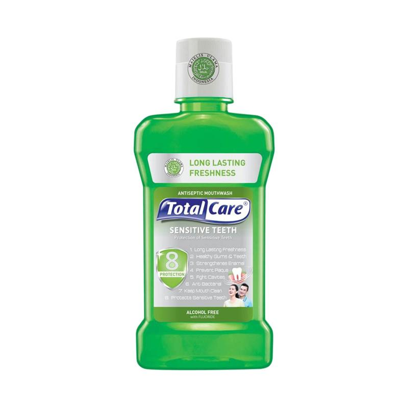 Total Care Mouthwash Sensitive Teeth 8 Protection [500 mL]