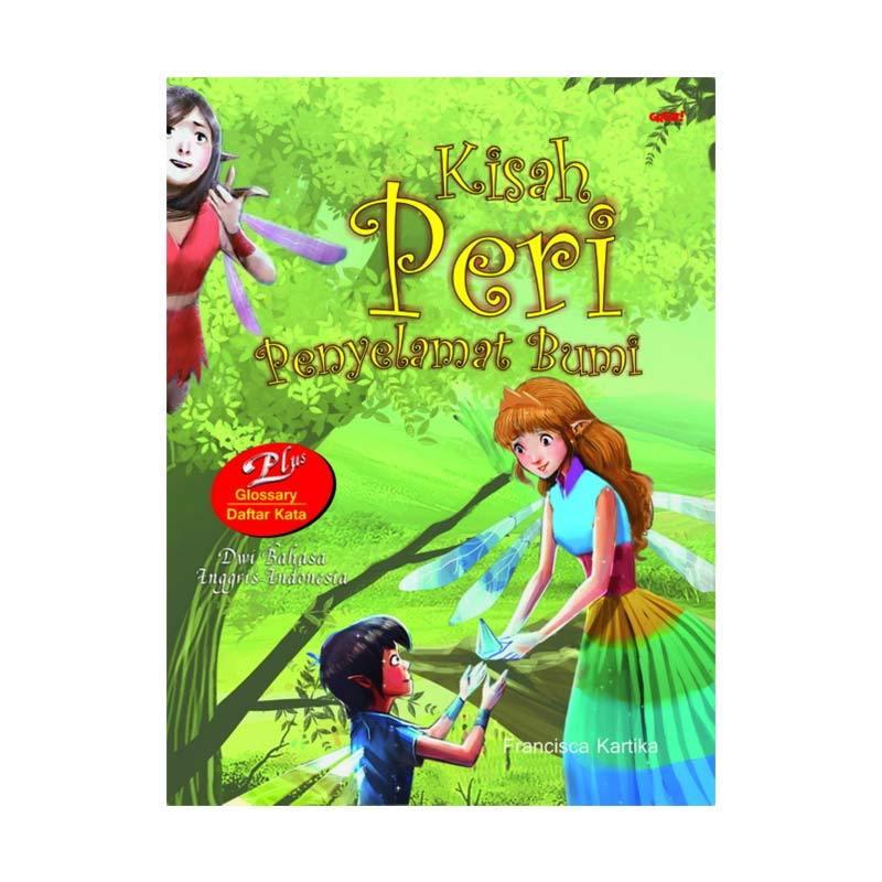 harga Buku Cerita Anak Inspiratif Kisah Peri Penyelamat Bumi Blibli.com
