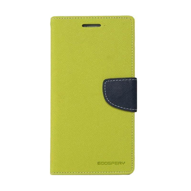 Mercury Fancy Diary Casing for Samsung Galaxy S7 N935 - Mint Biru Laut