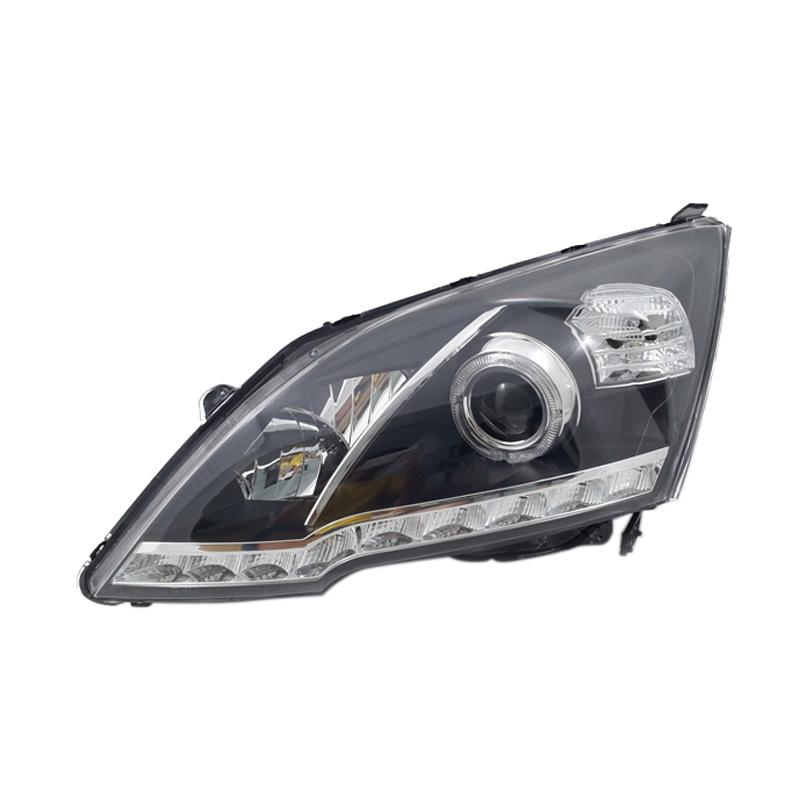 harga Eagle Eyes M Audy EE V2 Projector Head Lamp for Honda CRV 2007-2012 - Black Blibli.com