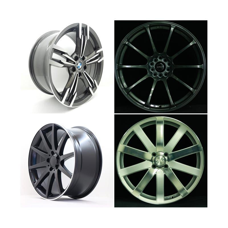 harga HSR Wheel Set With Tyres Z12500 Ring 19 Velg + Ban Mobil [Pasang Di TKB Group] Blibli.com