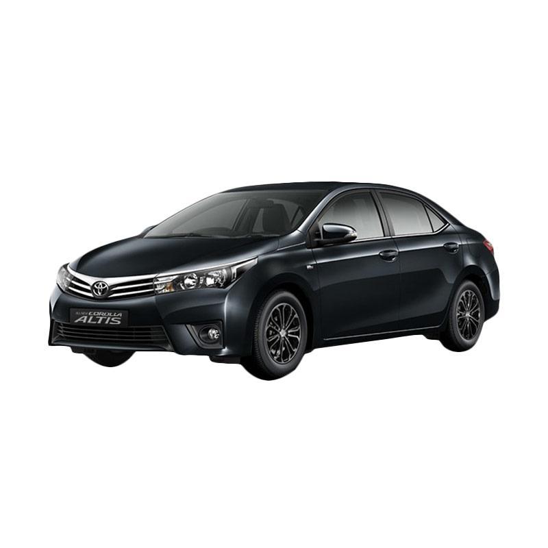 harga Toyota All New Corolla Altis 1.8 V A/T Mobil - Attitude Black Mica Blibli.com