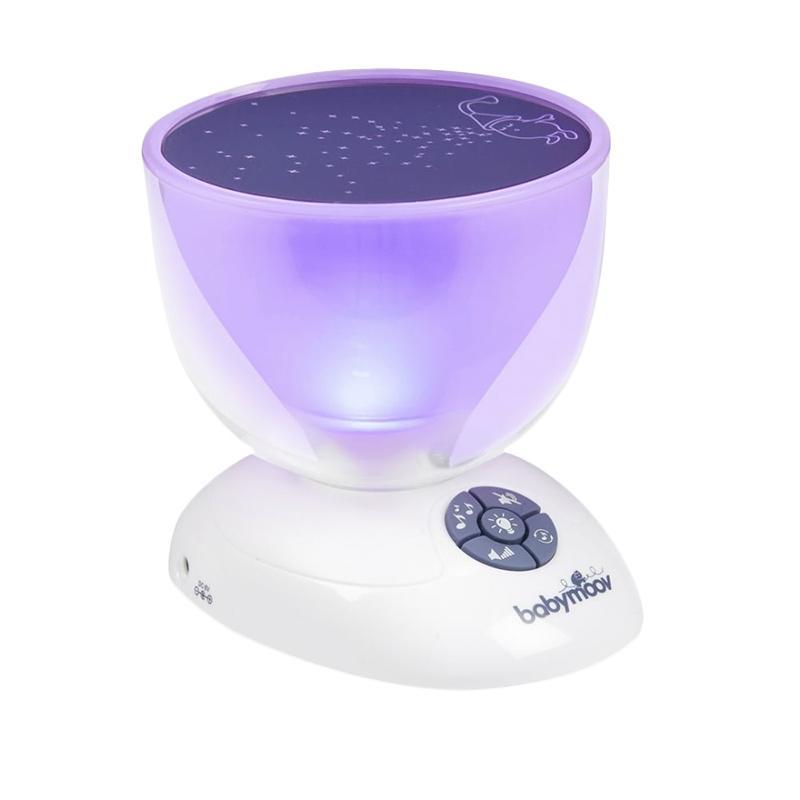 Babymoov Project Light Nightlight Lampu Tidur - Purple