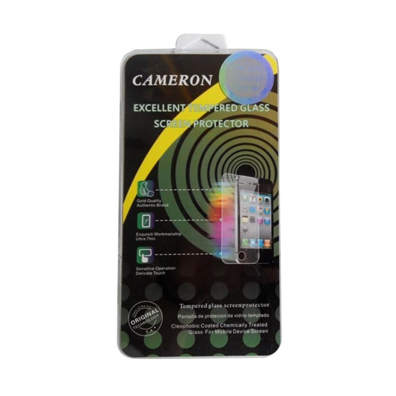 Cameron Tempered Glass Screen Protector for Lenovo A1000 - Clear