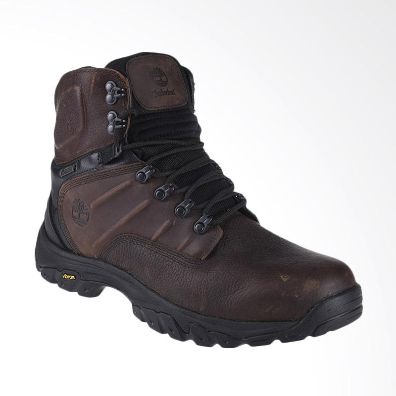 harga Timberland Jefferson Summit Mid with Goretex Membrane Sepatu Boot -  Dark Brown Blibli.com 3a9259f8c8