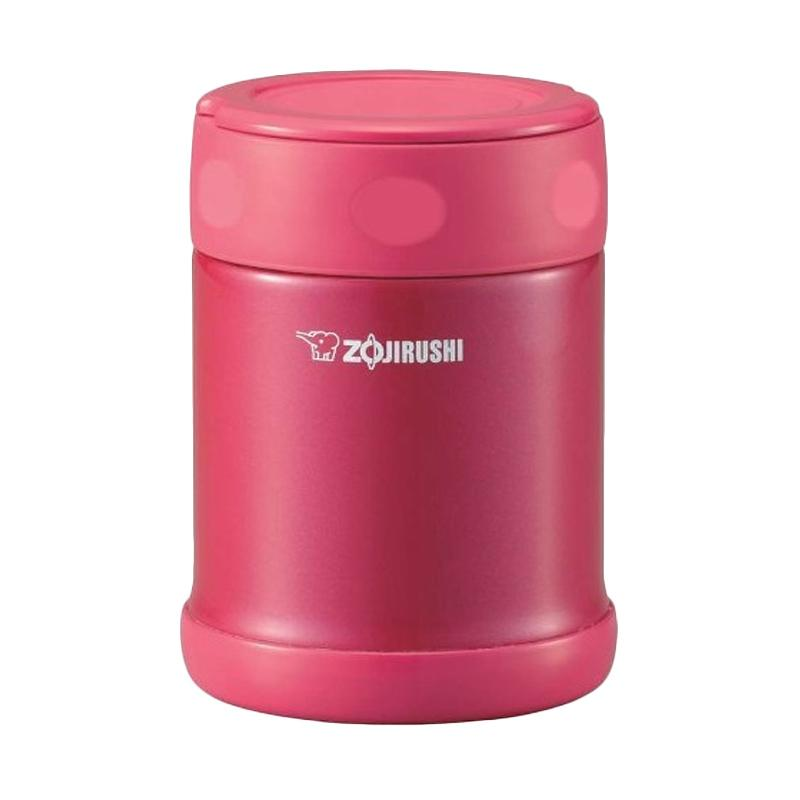 Zojirushi SW-EAE35 Stainless Steel Food Jar - Candy Pink