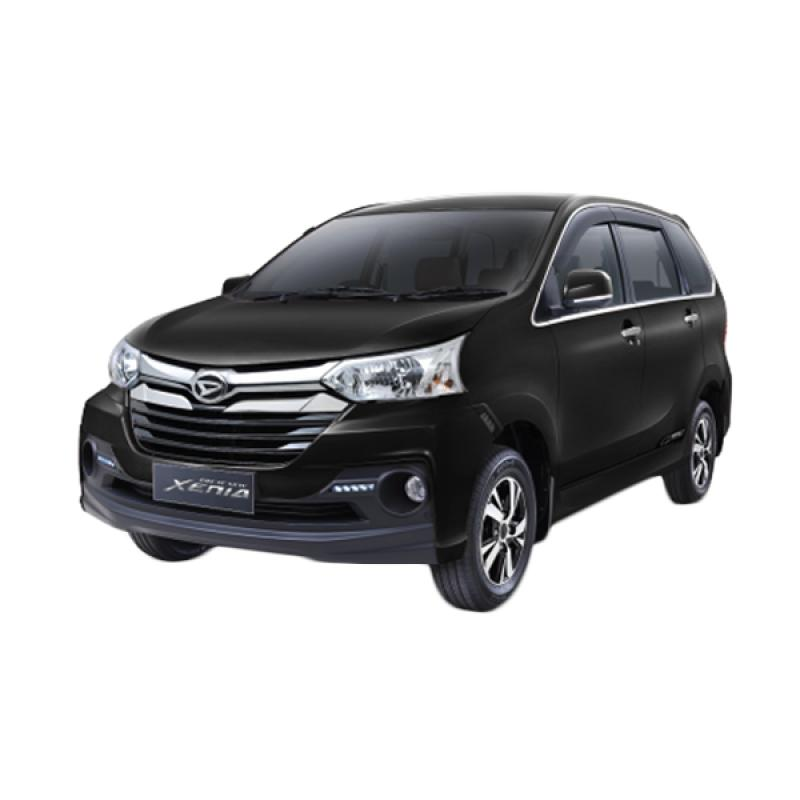 Daihatsu Great New Xenia X 1.3 STD Mobil - Midnight Black Metallic