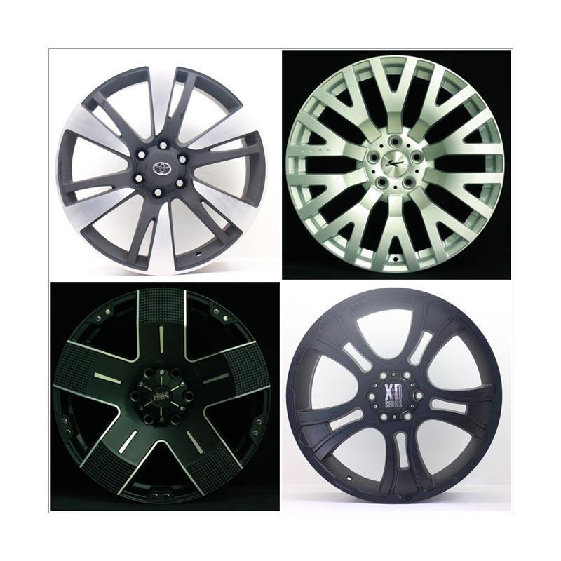 harga HSR Wheel Set With Tyres Z28250 Ring 22 + Ban [Pasang Di TKB Group] Blibli.com