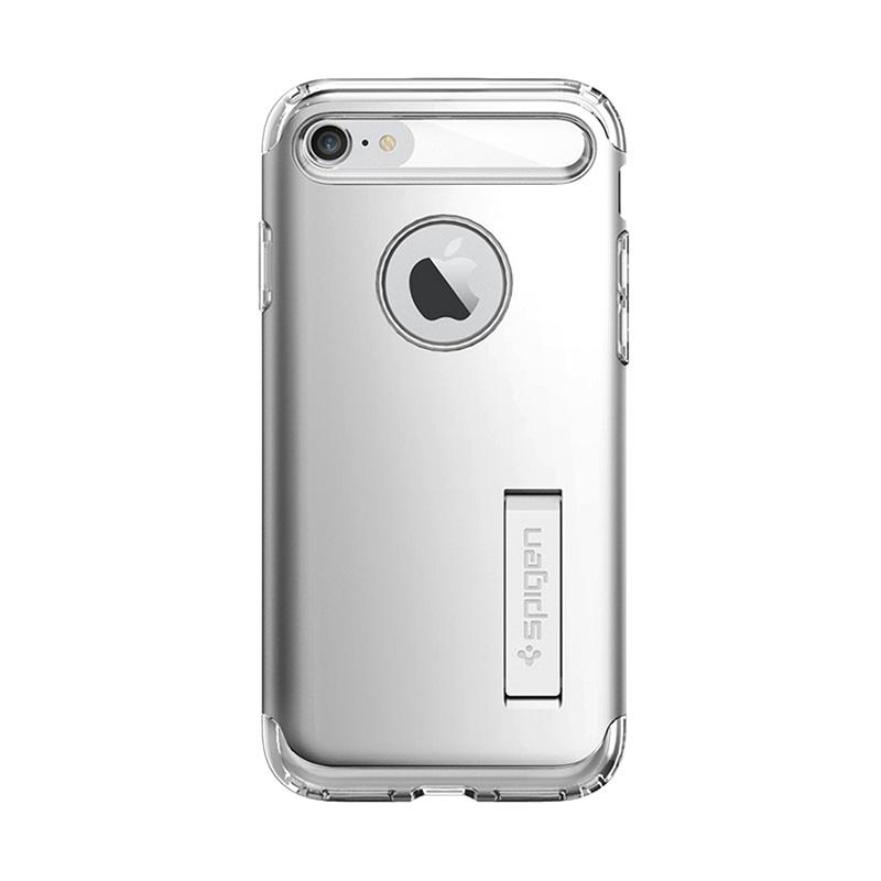 Spigen Slim Armor Original Casing for iPhone 7 - Satin Silver