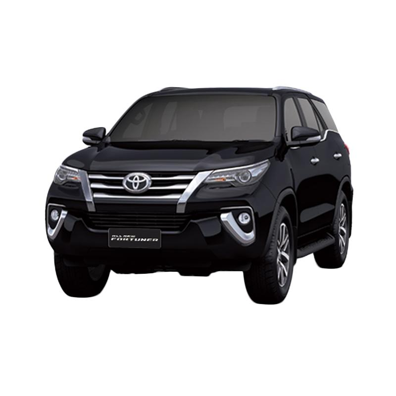 Toyota All New Fortuner 2.4 VRZ DSL A-T Mobil - Attitude Black