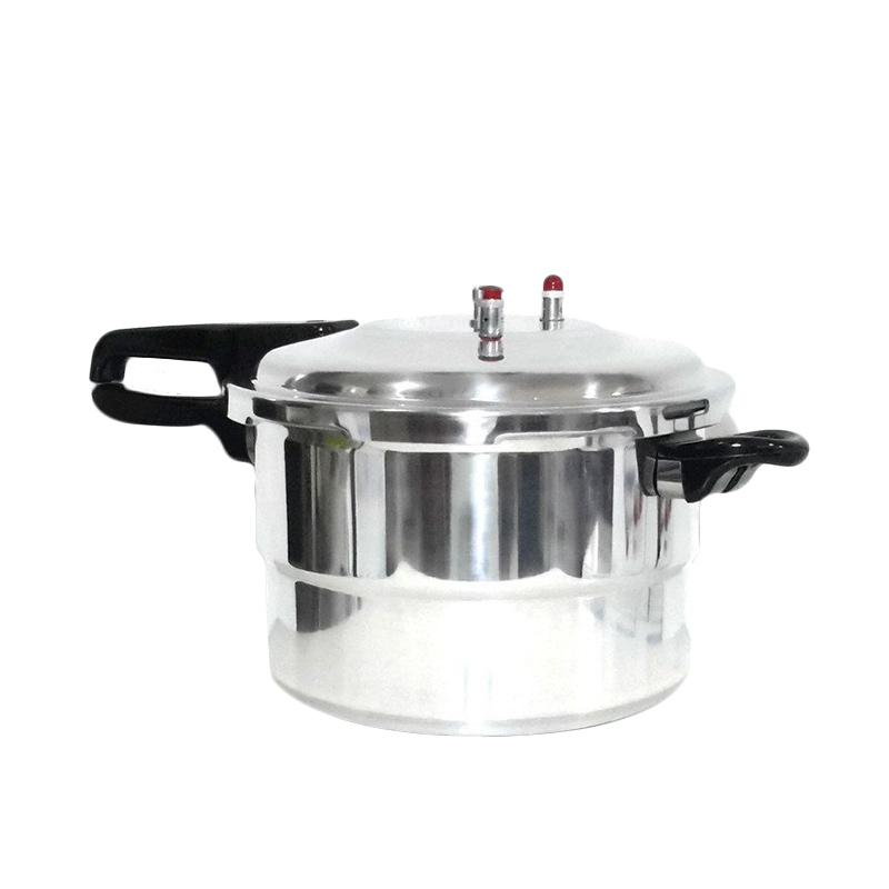 Magic Home Full Stainless Steel Panci Presto - Silver [20 L]