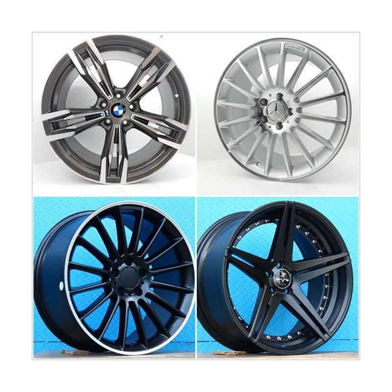 harga HSR Wheel Set With Tyres Z11750 Ring 19 Velg + Ban Mobil [Pasang Di TKB Group] Blibli.com