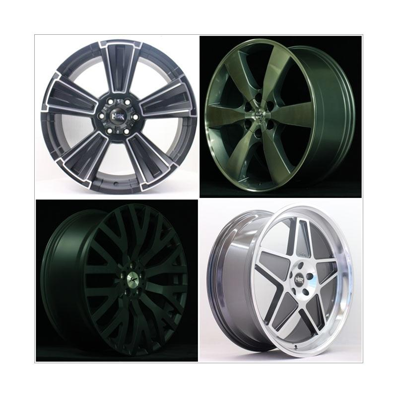 harga HSR Wheel Set With Tyres Z27750 Ring 22 Velg + Ban [Pasang Di TKB Group] Blibli.com