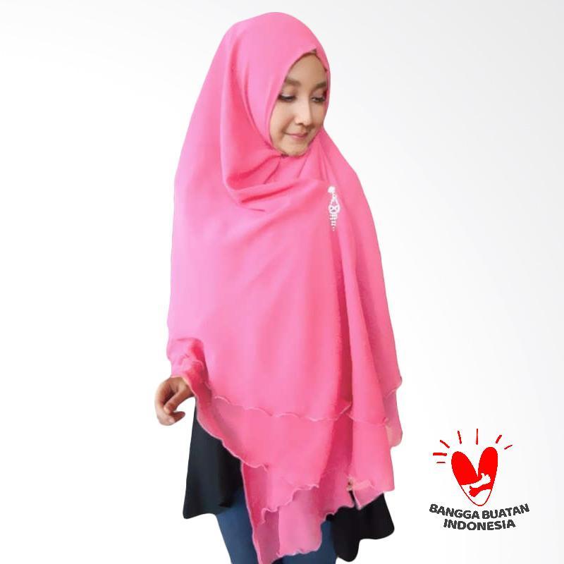 Jual Hijabku Murah Oki Panjang Kerudung Syar I Dusty Pink Online November 2020 Blibli Com