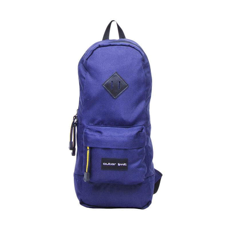 Outer Limit Mini Backpack Unisex BBP.37 Tas Ransel - Navy