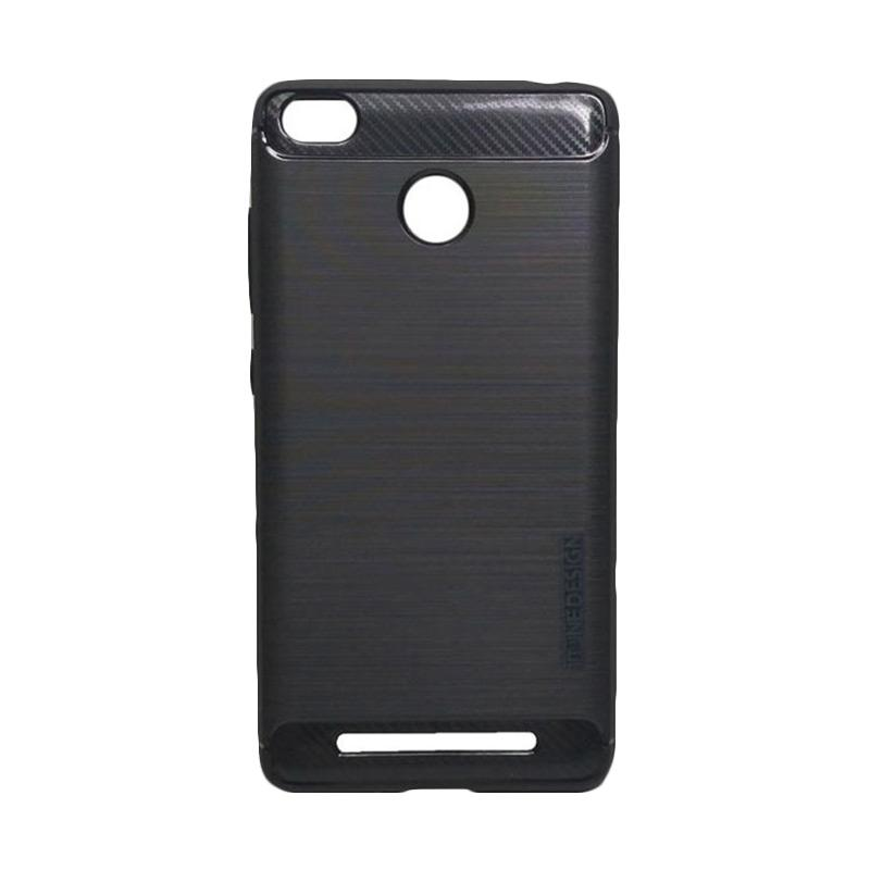 Tunedesign Slim Armor Casing for Xiaomi Redmi 3 Pro - Black