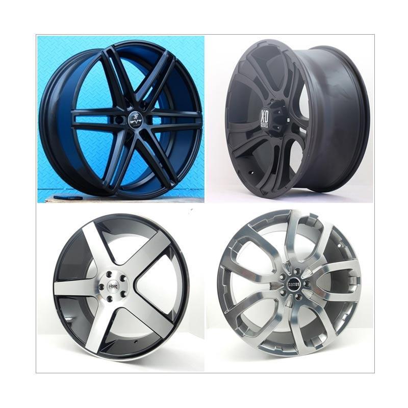 harga HSR Wheel Set With Tyres Z29750 Ring 22 + Ban [Pasang Di TKB Group] Blibli.com