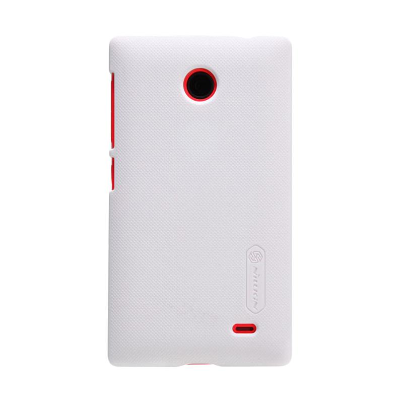 Nillkin Super Shield Original Hardcase Casing for Nokia X - White [1 mm]