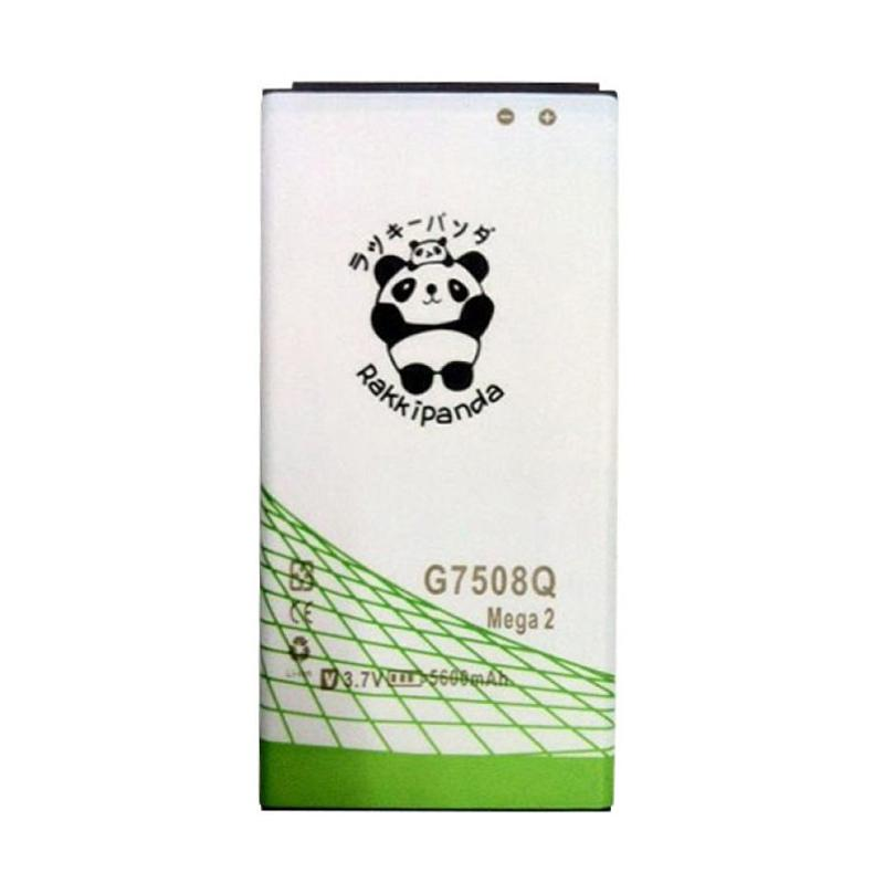 RAKKIPANDA Double Power and IC Battery for Samsung Mega 2 G750H