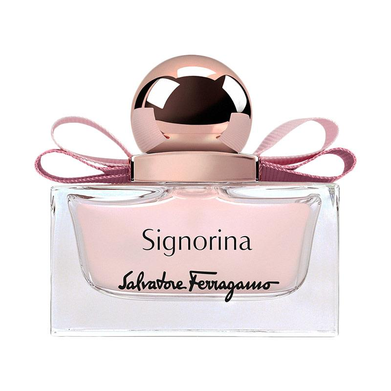 Salvatore Ferragamo Signorina EDP Parfum Wanita [100 mL]