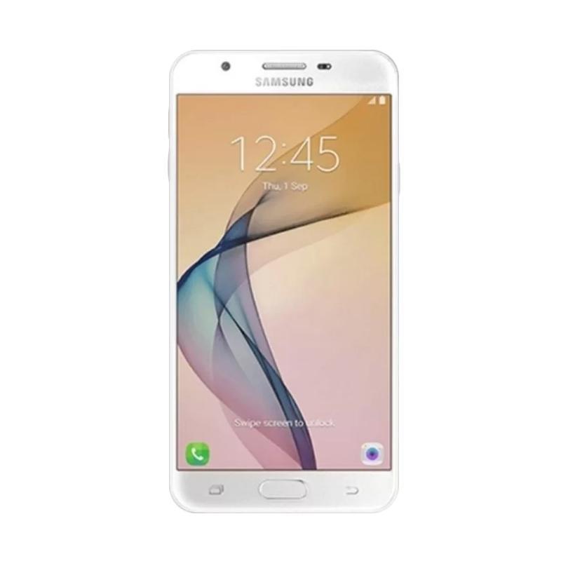 Samsung Galaxy J7 Prime 2016 G610 Smartphone - White Gold [3 GB/32 GB/4G LTE]