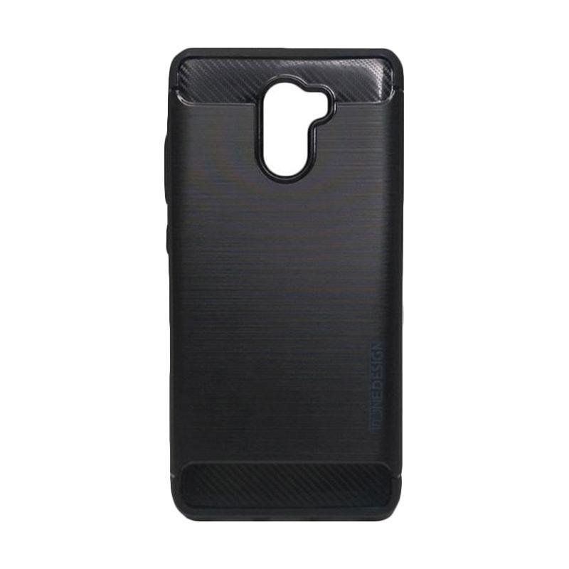 Tunedesign Slim Armor Casing for Xiaomi Redmi 4 Pro - Black