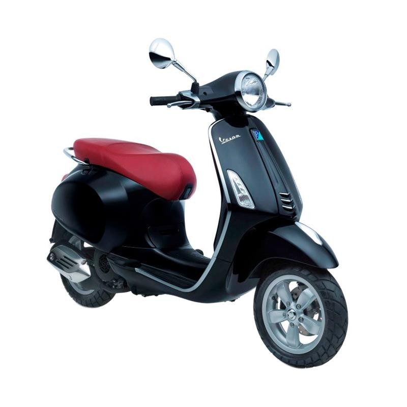 harga Vespa Primavera 150 i-Get Sepeda Motor - Nero Vulcano [OTR Bandung] Blibli.com