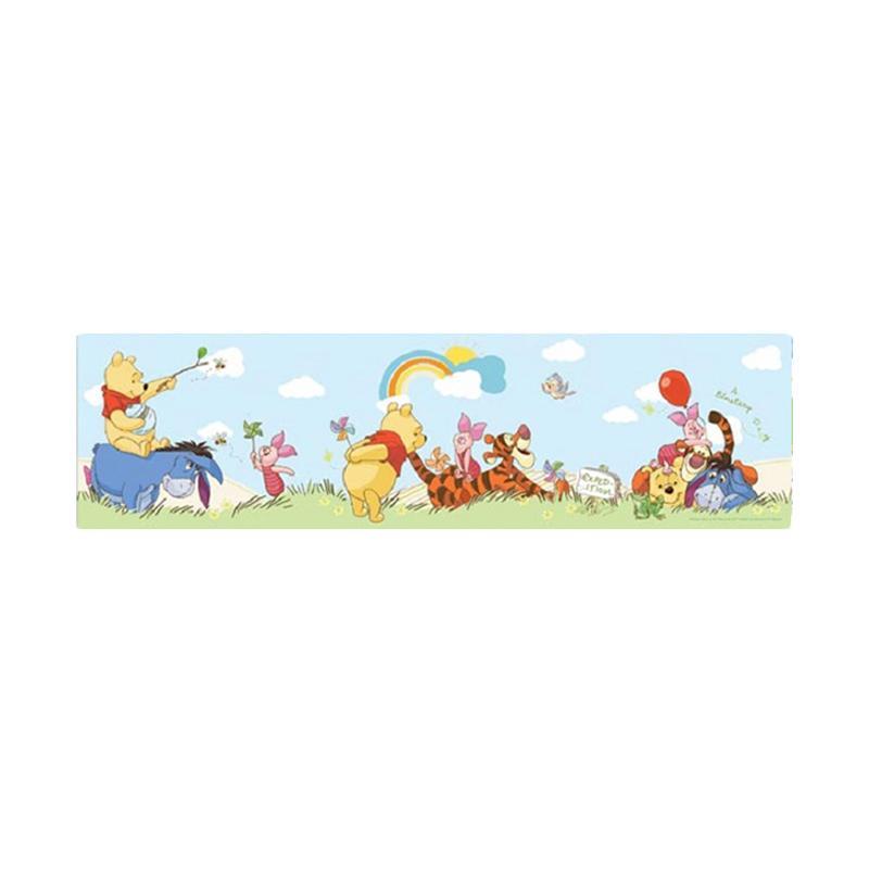 Hyundae Fixpix DT 23842 Happy Day Border Sticker [17cm x 5m]