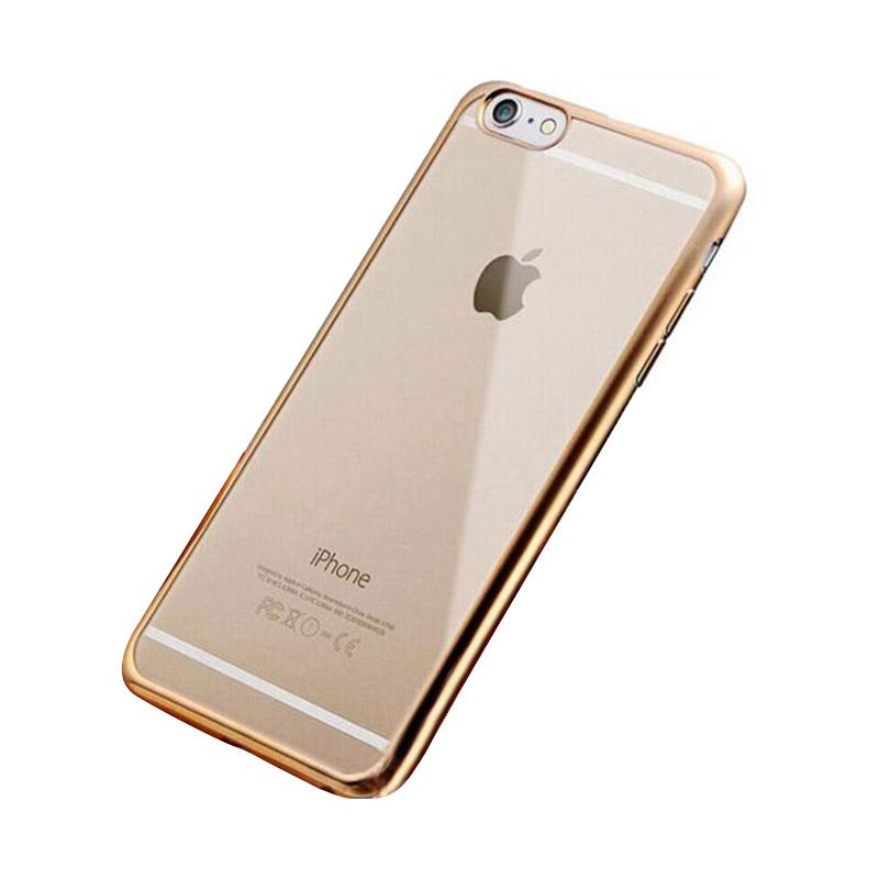 Likgus Tough Shield Casing for iPhone 6 Plus or 6S Plus - Gold