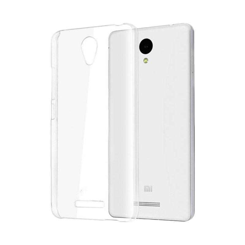 OEM Ultrathin Softcase Jelly Casing for Xiaomi Redmi Note 3 - Clear
