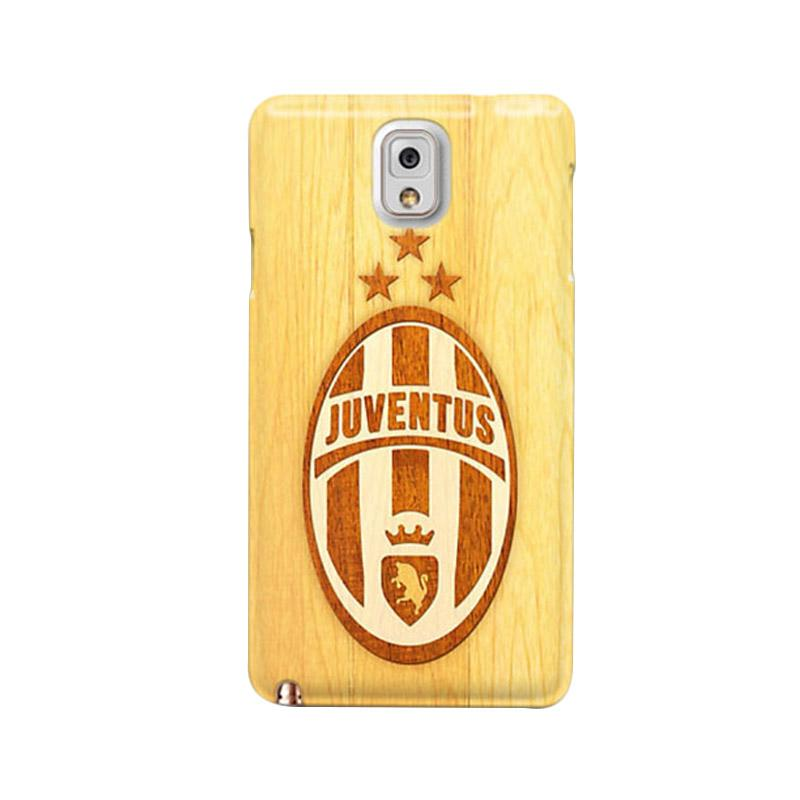 Indocustomcase Juventus FC IDC09 Custom Hardcase Casing for Galaxy Note 3 N9000