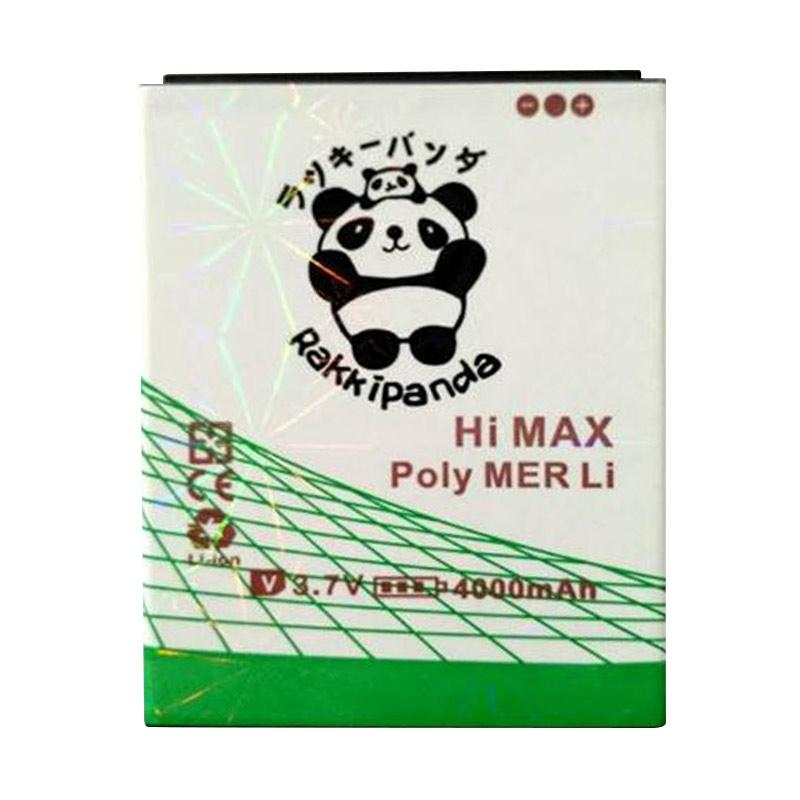 Baterai/Battery Double Power Double Ic Rakkipanda Himax Polymer Li [4000mAh]