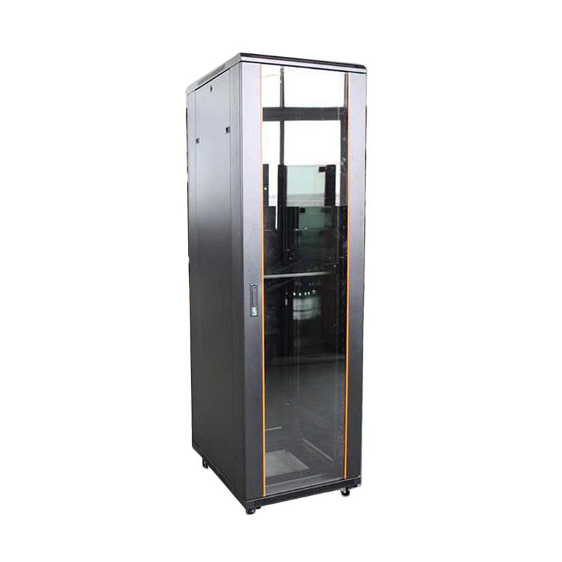 harga Hagane Close Rack 42U Depth 800mm Tempered Glass Door Rack Server Blibli.com