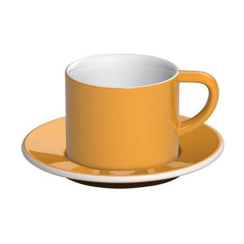 Loveramics Bond WBC 2016 Cappuccino Brew Bar Cups - Yellow [150 mL]