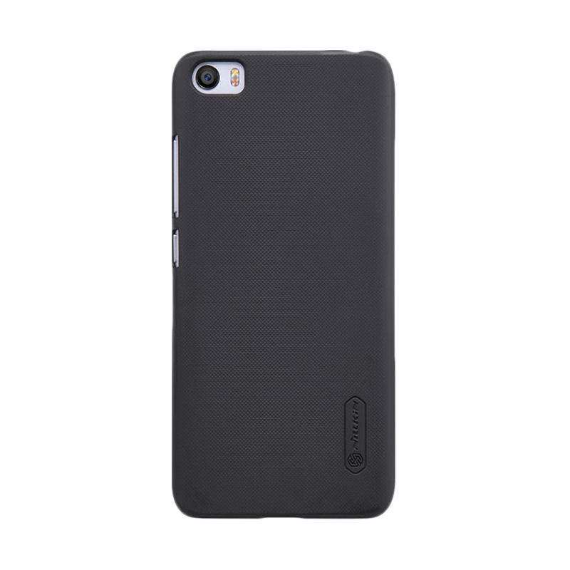 Nillkin Original Super Shield Hardcase Casing for Xiaomi Mi5 - Black [1mm]
