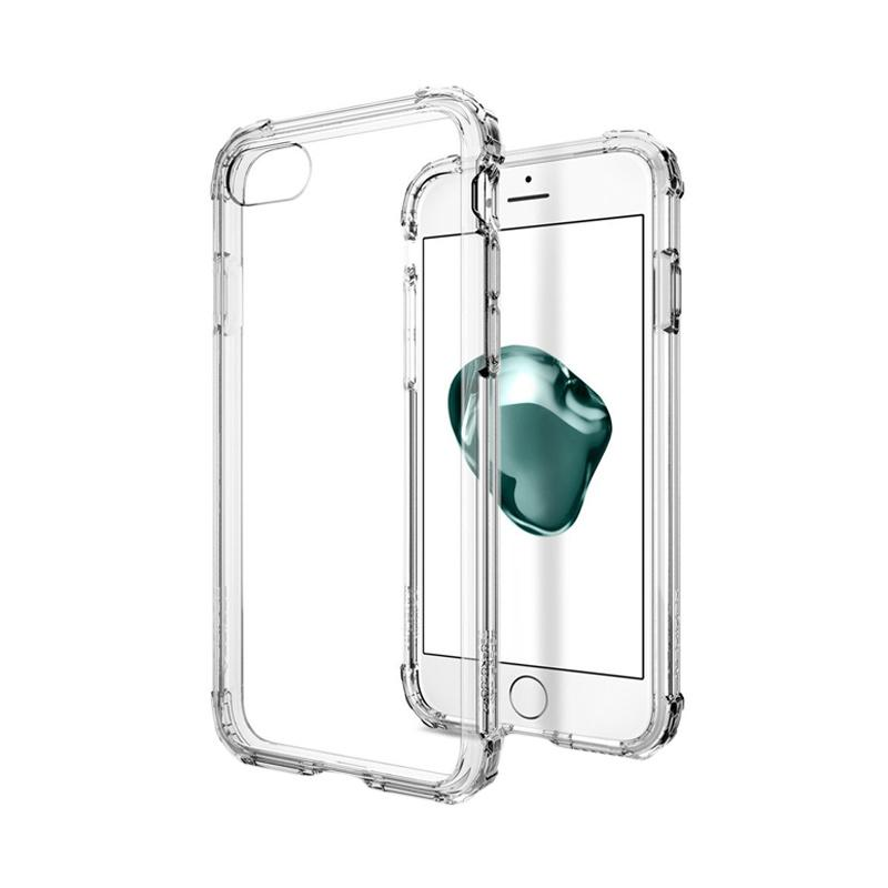 Spigen Crystal Shell Casing for iPhone 7 Plus - Crystal Clear