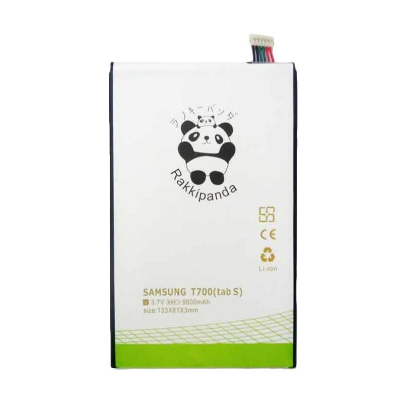 RAKKIPANDA Baterai Double Power IC for Samsung T700 or Tab S