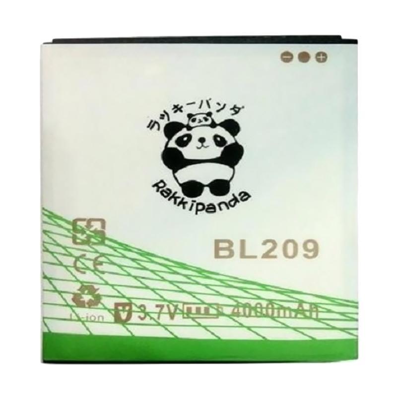 RAKKIPANDA Double Power Double IC Battery for Lenovo A706/516 [BL-207]