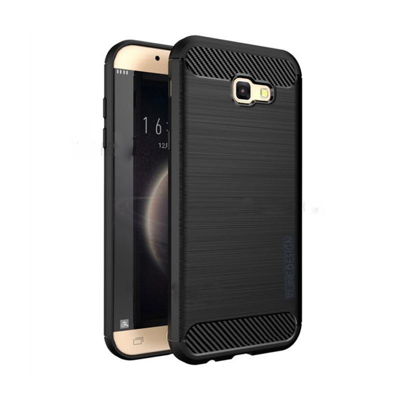 Tunedesign Slim Armor Casing for Samsung Galaxy A3 2017 - Black