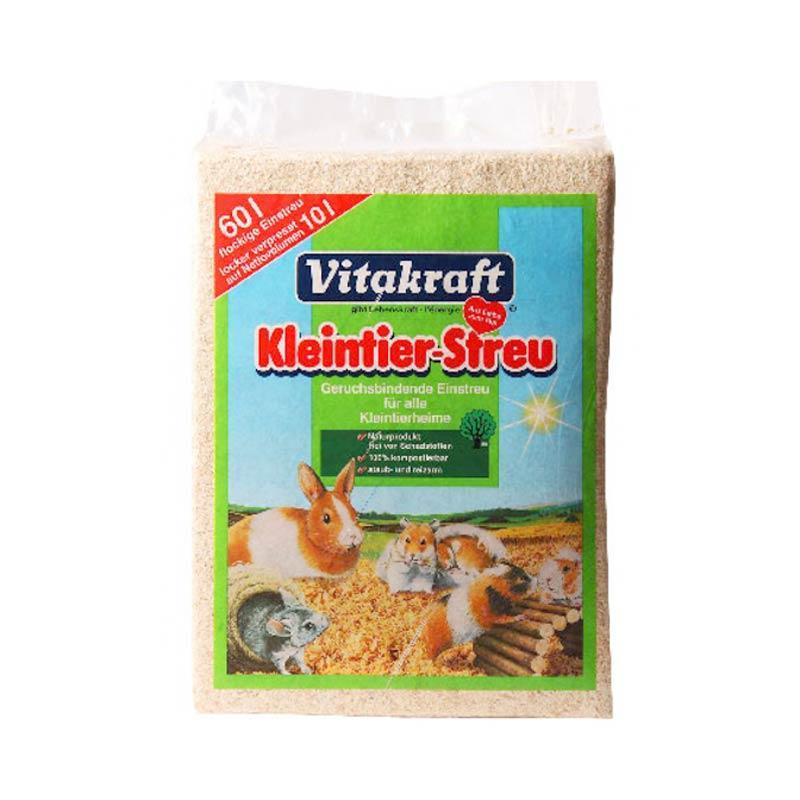Vitakraft Small Animal Litter Bedding Hamsters & Rabbits [60 L]