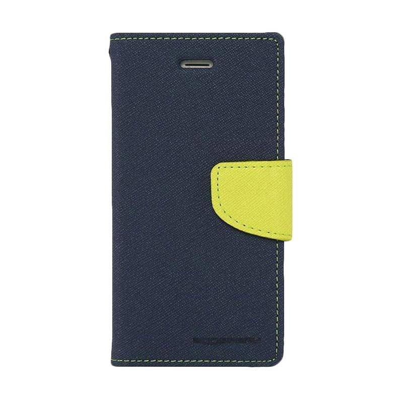 harga Mercury Fancy Diary Casing for OPPO Find 5 Mini R827 - Biru Laut Hijau Tua Blibli.com