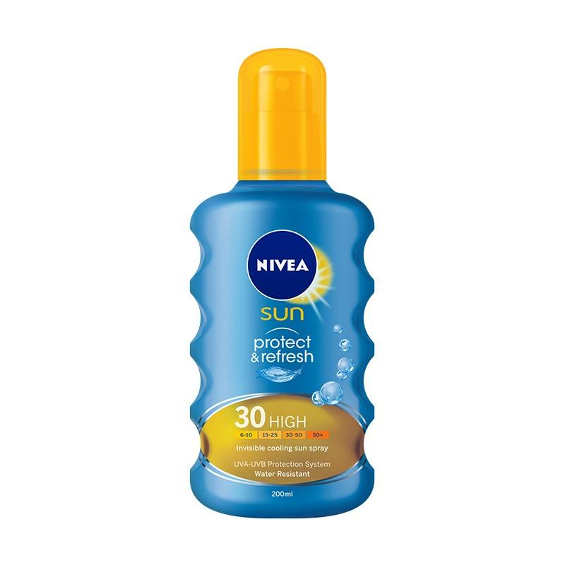 Nivea Sun Invisible Protection Transparent Spray SPF 30 [200 mL]