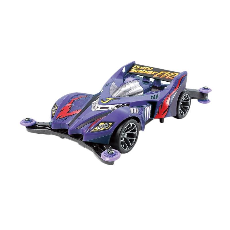 harga Tamiya Mini 4WD Proto-Saber Evolution Premium Model Kit Blibli.com