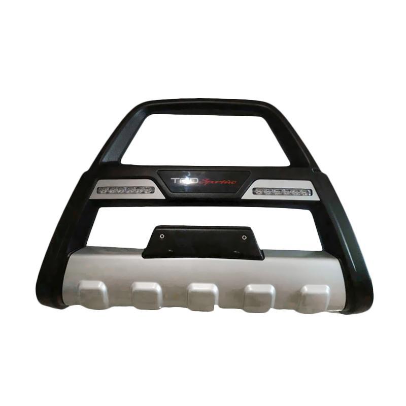harga Isoka Tanduk atau Bumper Depan with DRL for Mobil Calya dan Sigra Blibli.com