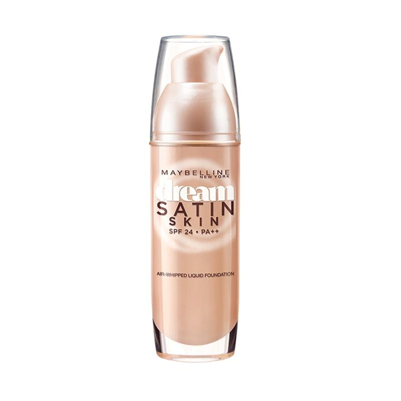 Maybelline Dream Satin Liquid Foundation Creamy Natural