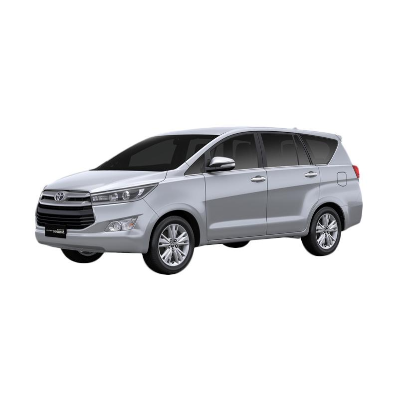 Toyota All New Kijang Innova 2.4 G Diesel Mobil - Silver Metallic