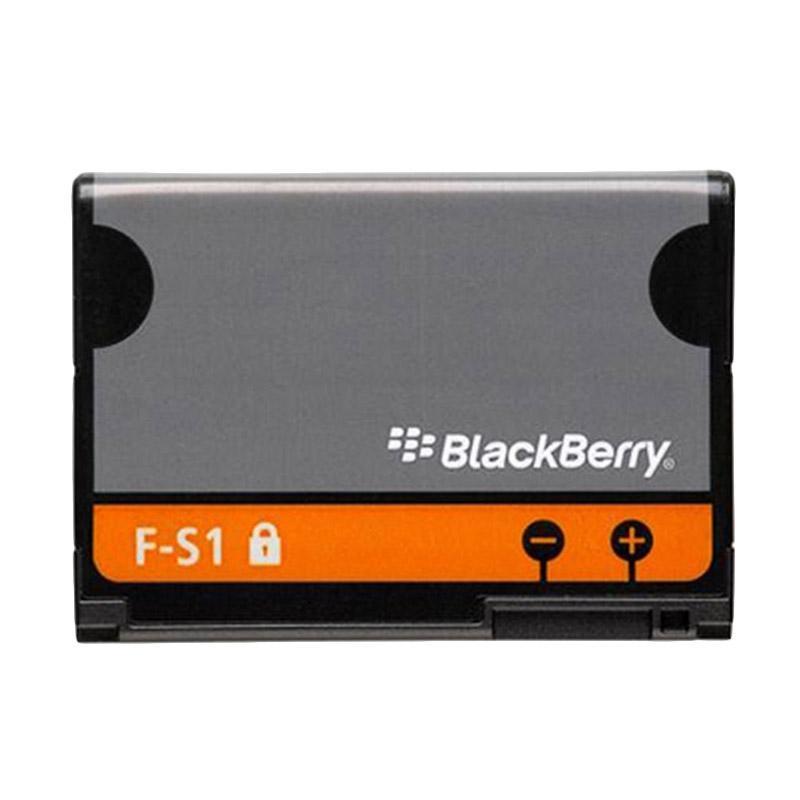 harga BlackBerry FS1 Original Battery for BlackBerry Torch 9800 [1270 mAh] Blibli.com