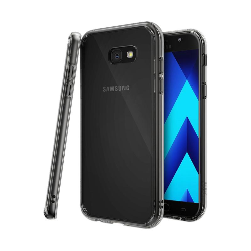 Rearth Ringke Fusion Casing for Samsung Galaxy A7 2017 - Smoke Black